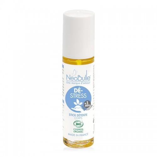 Néobulle - gamme de soin bio - Détente et Dodo -  Stick aromatique Dé-stress