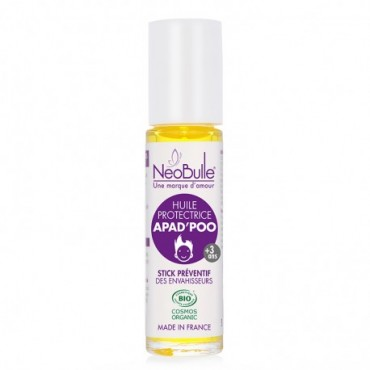 Néobulle - gamme de soin - APAD'POO - Stick huile protectrice