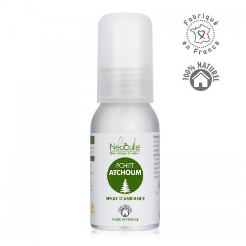 Néobulle - gamme de soin bio - ATCHOUM - Pchitt, spray d'ambiance
