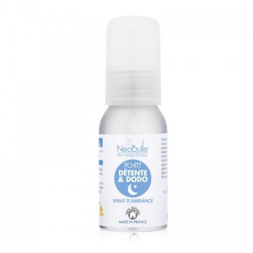 Néobulle - gamme de soin bio - Détente et Dodo -  Pchitt détente et dodo, Spray d'ambiance