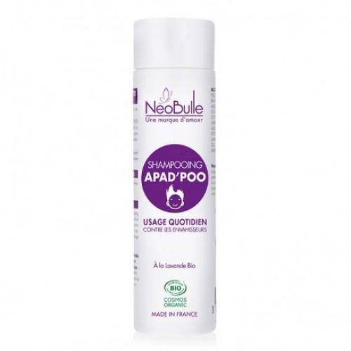 Néobulle - gamme de soin - APAD'POO - Shampooing