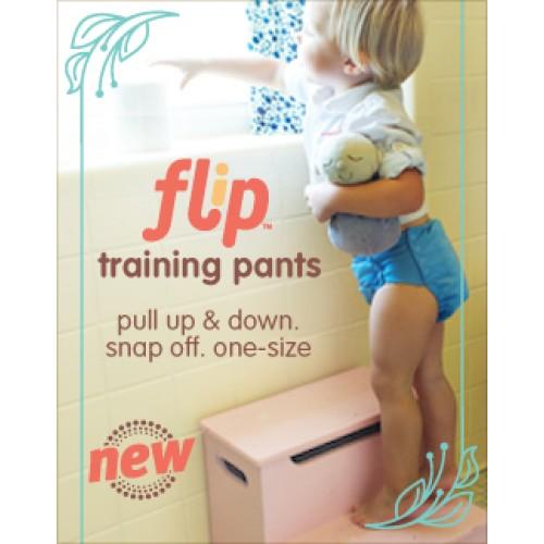 PRECOMMANDE - Bumgenius - Flip Trainer (culotte d'apprentissage)