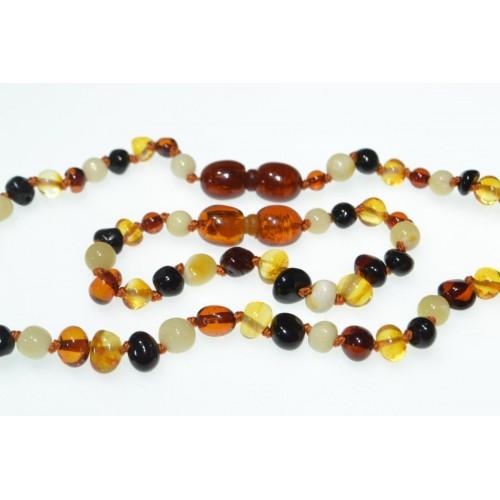 Irréversible bijou - Bracelets d'ambres