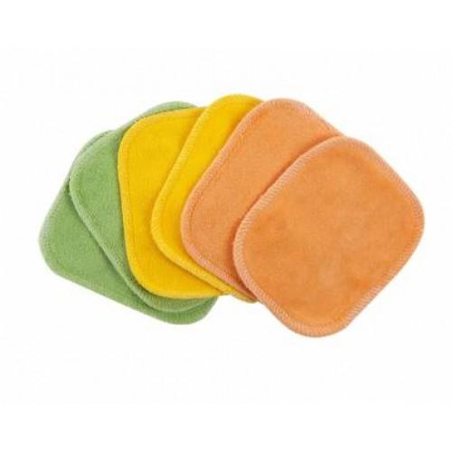 Popolini - Lingettes lavables en tissu