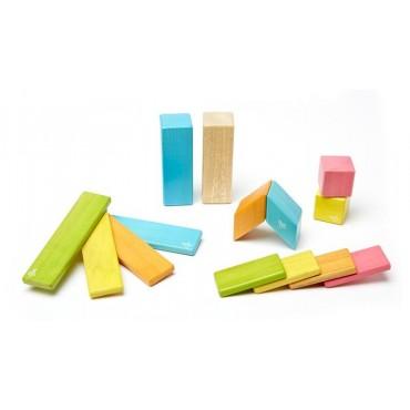 Tegu - Blocs magnétiques 14 pièces