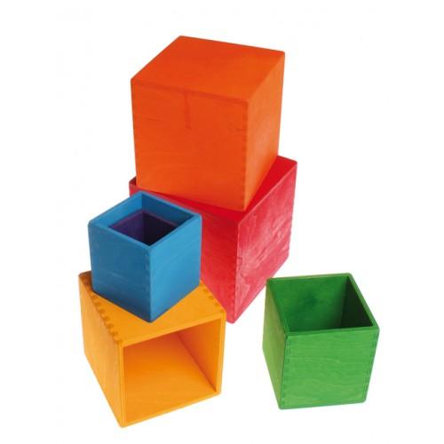 Grimm's - Cubes gigognes à empiler