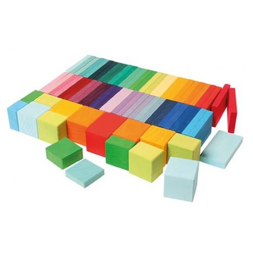 """Grimm's - Palette de couleur """"Dominos"""""""