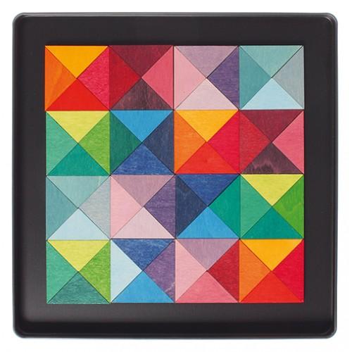Grimm's - Puzzle magnétique triangles
