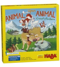 Haba - Jeu de société - pyramide d'animaux édition Suisse