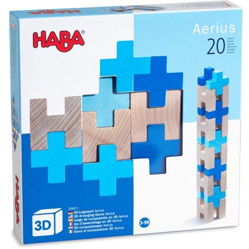 Haba - Jeu d'assemblage en 3D Aerius