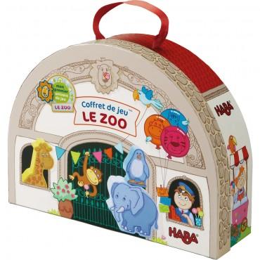 Haba - Coffret de jeu au Zoo