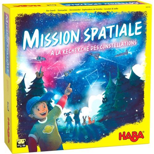 Haba - Jeu de société - Mission spatiale
