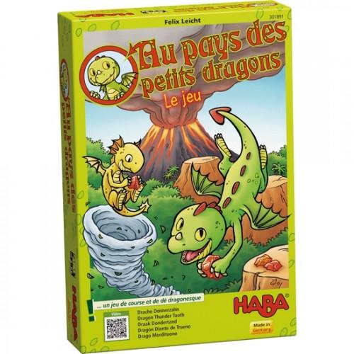 Haba - au Pays des Petits Dragons