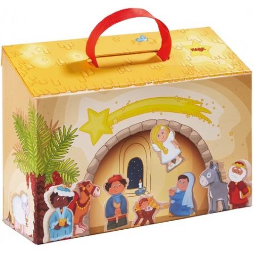 Haba - Ma Première Crèche de Noël