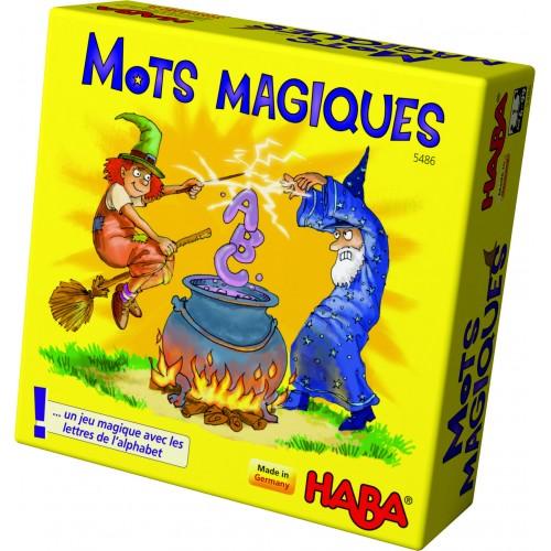 """Haba - Jeu """"Mots Magiques"""""""