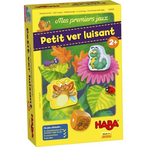 """Haba - Mes premiers jeux """" Petit Ver Luisant """""""