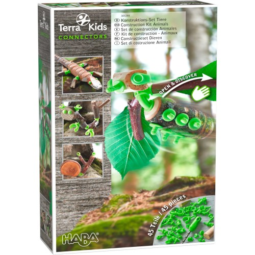 Haba - Terra Kids - Kit Animaux
