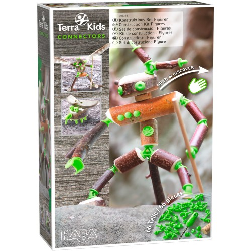 Haba - Terra Kids - Kit Personnage