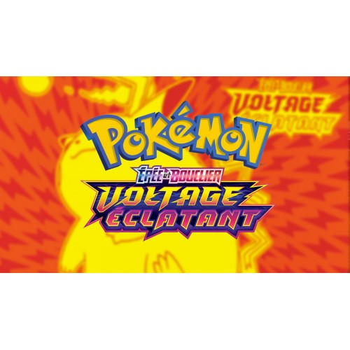 Pokémon - Voltage Eclatant - Cartes à jouer - Booster
