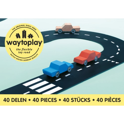 WayToPlay - King of the Road 40 pièces
