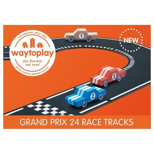 WayToPlay - Grand Prix 24 pièces