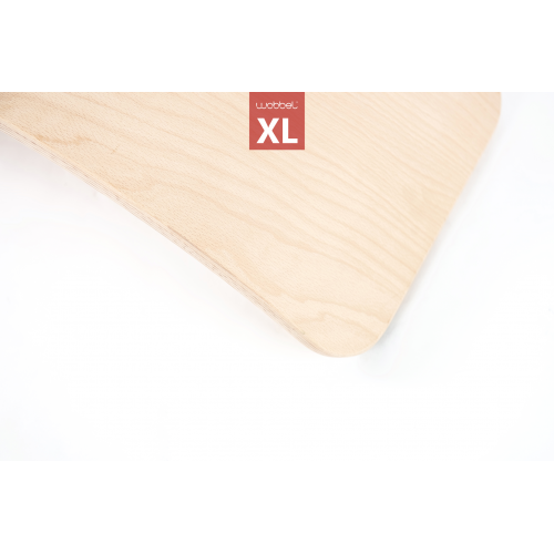 Wobbel board - XL laqué transparent SANS revêtement feutrine