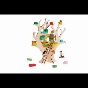 Brikkon - la maison dans l'arbre