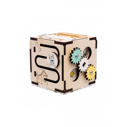BusyKids - Le Cube d'activités