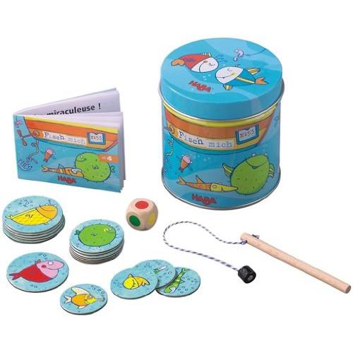 Haba - Pêche miraculeuse (jeu de voyage)