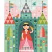 PetitCollage - Tirelire avec Puzzle Princesse