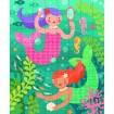 PetitCollage - Tirelire avec Puzzle Sirène