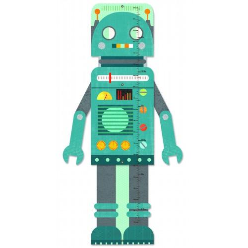 PetitCollage - Toise Robot