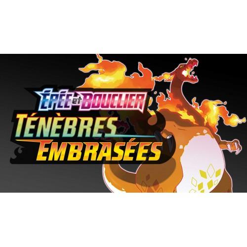 Pokémon - Ténèbres Embrasées - Carte à jouer - Booster