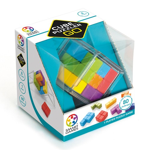 SMART > Cube Puzzler Go !