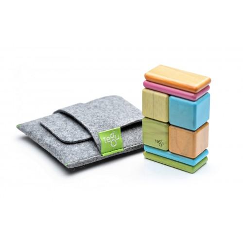 Tegu - Blocs magnétiques pochette 8 pièces