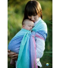 Little Frog - Ring Sling Aurora cube