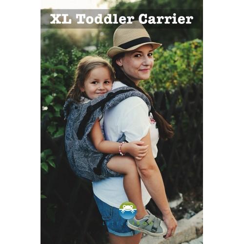 Little Frog - porte bébé préformé > Carrier Toddler