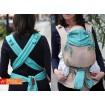 "Girasol - Mei-tai Mysol ""Half buckle"" > avec ceinture à clip"