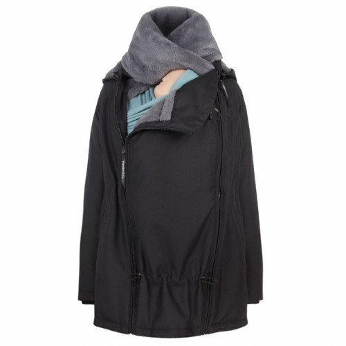 Wombat - Veste Wallaby Noir/Anthracite