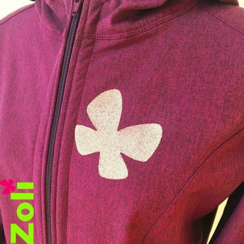 "Zoli - Veste softshell ""Week-end"" Framboisine"
