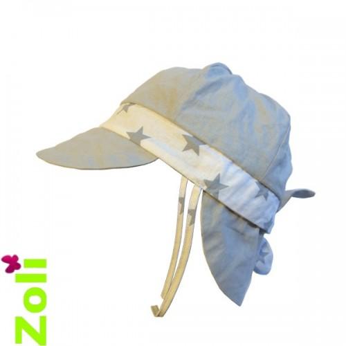 Chapeau Zoli bébé/enfant Cosmic Gris