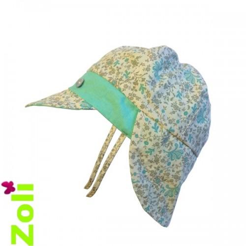 Chapeau Zoli bébé/enfant Lucy menthe