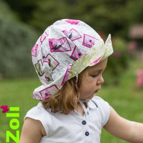 Chapeau Zoli bébé/enfant Timbre