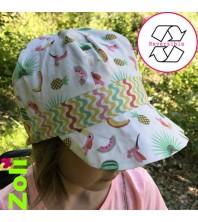 Chapeau Zoli pour femme/fille tropique