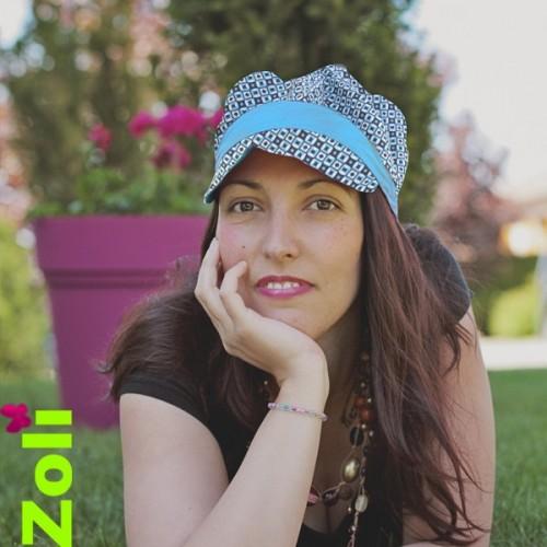 Chapeau Zoli pour femme/fille Turquiz