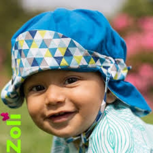 Chapeau Zoli bebe/enfant Fonds Marins