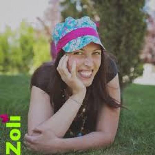 Chapeau Zoli pour femme/fille Hanami/Rose