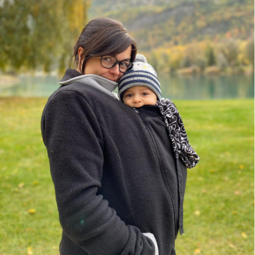 Zolie maman et bébé!