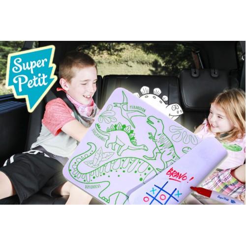SuperPetit - Mini Playmat à colorier